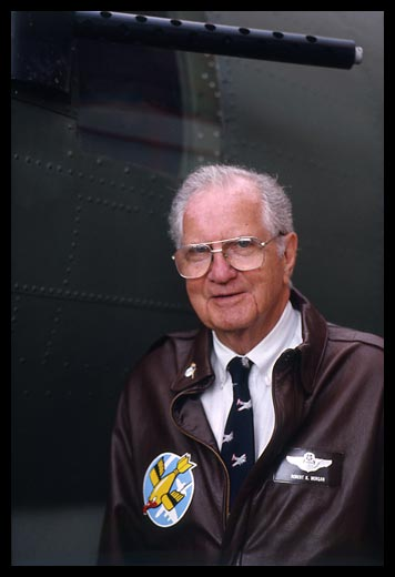 Col Robert Morgan